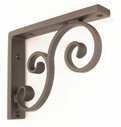 granite countertop support bracket