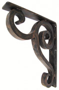 Wrought Iron Corbels For Granite
