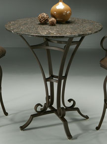 Granite Top Table