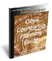 Onyx countertop planning guide