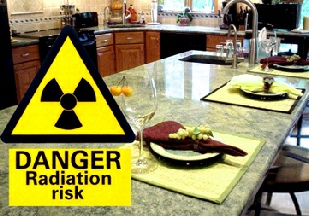 Is radon from granite countertops a real problem?