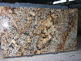 Elegant Patterned Granite Can Be Fragile