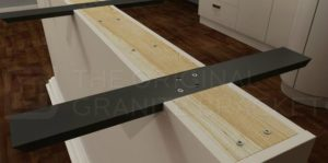 Granite Countertop Support Brackets