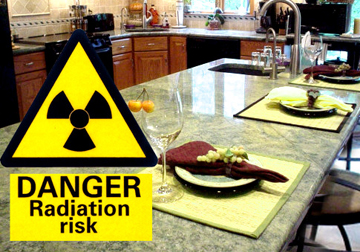 Is Radon From Granite Countertops Dangerous Granite Countertop Info