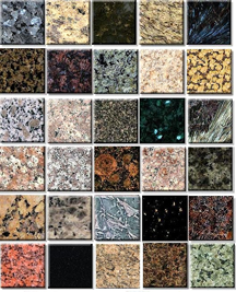 Merveilleux Granite Colors